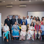 With the IIID Bengaluru Committee and Guests (Pic courtesy: Simply Sofas)